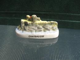 Fève Le Château D'If Série Monté Cristo Année 1998 - Fèves - Rare T Amimaux - History