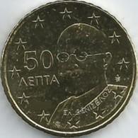 Griekenland    2018   50 Cent   UNC Uit De BU   UNC Du Coffret !! Oplage - Tirage 15.000 !!!! - Griechenland