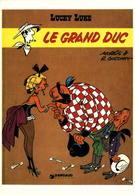 LUCKY LUKE - Le Grand Duc - Stripverhalen