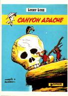 LUCKY LUKE - Canyon Apache - Stripverhalen