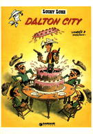 LUCKY LUKE - Dalton City - Stripverhalen