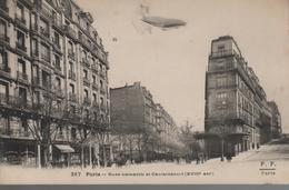 CPA 75 PARIS Les Rues Lamarck Et Caulaincourt (XVIIIème Arrondissement) - Année 1910 - Arrondissement: 18
