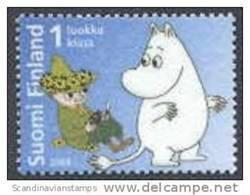 Finland 2004 Moomin PF-MNH-NEUF - Finlande