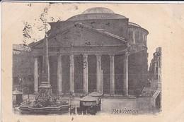 ITALIE---ROME---PANTHEON--voir  2 Scans - Panthéon