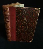 ( Poésie ) FLEURS ET ROCHERS Par Francis FLEURIOT-KERINOU 1882 EO - Poetry
