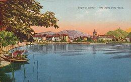 004659  Lago Die Como - Vista Dalla Villa Geno - Como