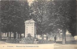 Tirlemont, Monument Des Combattants De 1830 - Tienen