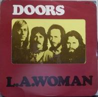 """The Doors 33t. LP """"L.A. WOMAN"""" - Vinyl Records"""