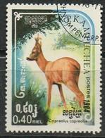 PIA  - 1984 - KAMPUCHEA : Capriolo - Kampuchea