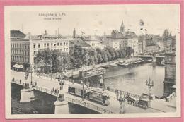 Russia - Russie - Russland - KÖNIGSBERG - KALININGRAD - Grüne Brücke - Feldpost - Ostpreussen