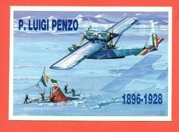 P. LUIGI PENZO -IDROVOLANTI - AEREI - - Aviatori