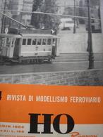 Rivista Ferroviaria H0 Rivarossi - Scala HO