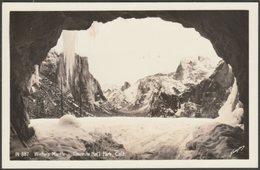 Winter's Mantle, Yosemite National Park, California, C.1940 - Sawyers RPPC - Yosemite