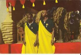 Ruanda-Urundi - Voyage Du Roi Au Congo été 1955.  (2 Scans) - Ruanda-Urundi