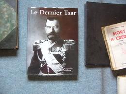 ( Russie ) Larissa Iermilova  Le Dernier Tsar - History
