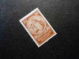 D.R. 354  -  50Pf*MLH - Flugpost - 1924 - Mi**120,00 € - Unused Stamps