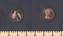 British Virgin Islands 1 Cent 1973 - Iles Vièrges Britanniques