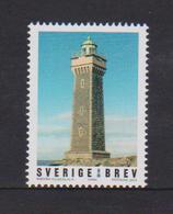 SWEDEN, 2018, MNH, LIGHTHOUSES, 1v - Lighthouses
