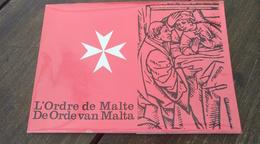 L'Ordre De Malte. De Orde Van Maltra. Confrérie. Jérusalem - Histoire