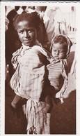 MINI-PHOTO---TYPES ---la Grande Soeur--( Photo D'éditeur )----voir  2 Scans - Africa