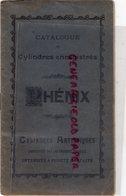 75- PARIS- CATALOGUE CYCLINDRES ENREGISTRES PHENIX-IMPRIMERIE E. PERSON 259 BD VOLTIARE-1903-OPERA-OPERETTE-ROMANCE - Historical Documents