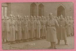 Russia - Russie - Russland - KÖNIGSBERG - KALININGRAD - Carte Photo - Foto - Rekruten Depot - Soldaten - Feldpost 14/18 - Ostpreussen