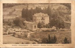 GASSINO TORINESE - SCUOLA MISSIONARIA F.F. MARISTI -  F. PICCOLO - VIAGGIATA 1948 - (rif. H85) - Italia