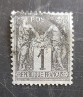 Type Sage Type Ll N° 83 - 1876-1898 Sage (Type II)