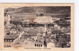 Cairo Montenotte-Panorama-Vg  Il 02.10.1919 X Milano-Originale100%-an - Savona