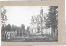 CPA A IDENTIFIER - Un Chateau Et Son Parc - Photo René LAVERTON à NANTERRE - DRO** - - A Identifier