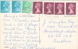 7 Fach MIF Auf Ak EASTBOURNE, Gute Erhaltung - 1952-.... (Elisabeth II.)