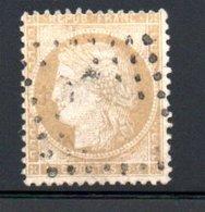 N 55 / 15 Centimes Bistre / Oblitéré - Used Stamps