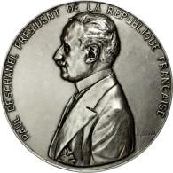 France, Médaille, Les Présidents De La République, Paul Deschanel, Drivier - France
