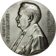 France, Médaille, Les Présidents De La République, Gaston Doumergue - France