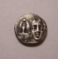 ISTROS – THRACE, MOESIA (IVe Siècle Avant JC)  DRACHME Légère (Tetrobole) En Argent, R1 - Grecques