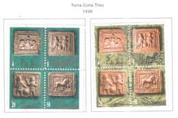Macedonia PO Terra Cotte  Scott.79+80 See Scan On Scott.Page - Macedonia