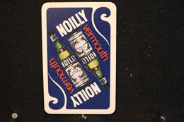 Playing Cards / Carte A Jouer / 1 Dos De Cartes Avec Publicité /   Noilly Vermouth Apéro Spiritueux - Cartes à Jouer