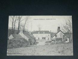 TURBILLY CLEFS /   Baugé-en-Anjou /  ARDT  Saumur   1910   /  VILLAGE   .....  EDITEUR - Other Municipalities