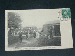 CHALANDRAY  / ARDT  Poitiers    1904   /   UNE NOCE   .........  EDITEUR - Other Municipalities