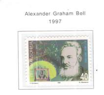 Macedonia PO 1997  Graham Bell  Scott.89+See Scan On Scott.Page - Macedonia