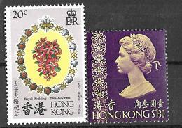 _4Zw-304:  Postfris: - Hong Kong (...-1997)