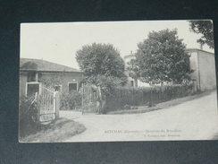 BEYCHAC  ET CAILLAU / ARDT BORDEAUX    1910   DOMAINE DU BOURDIEU    EDIT - Autres Communes