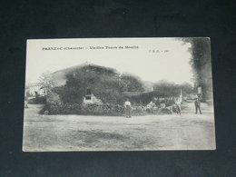 PRANZAC   / ARDT ANGOULEME   1910   /    MOULIN   .....   EDITEUR - France
