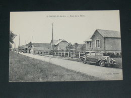 THEUVY  /  Tremblay-les-Villages   / ARDT DREUX   1930   /      RUE    ...... - Autres Communes