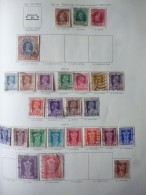 INDIA KING GEORGE VI USED OR MINT HINGED STAMPS SERVICE - Indien (...-1947)