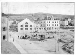 Usine à Neuchâtel Vers 1900 ? Tirage D'imprimerie De L'époque ( Papier ~15 X 11 Cm) - Reproductions