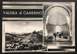 Valdiea Di Camerino Macerata Non Viaggiata  Cod.c.2043 - Macerata