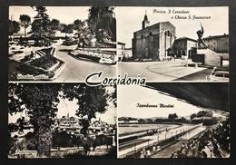 Corridonia Macerata Viaggiata 1968 Cod.c.2044 - Macerata