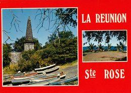 1 AK Insel Reunion * Ansichten Von Sainte-Rose * Insel Im Indischen Ozean - Übersee-Departement Von Frankreich * - Réunion