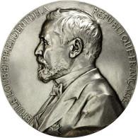 France, Médaille, Les Présidents De La République, Émile Loubet, Chaplain - France